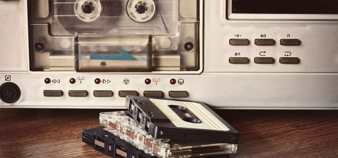 Transfert de cassette audio