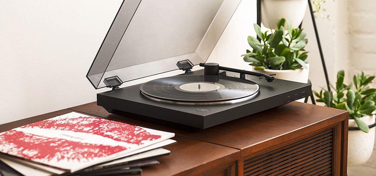 Transfert de disque vinyle