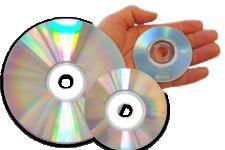 Transfert mini dvd