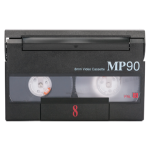 Transfert cassette video8