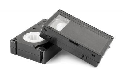 Transfert de cassette VHS-C
