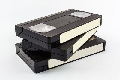 Transfert de cassette VHS