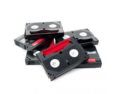 Transfert de cassette Video 8 mm