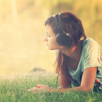 Audio music vinyle