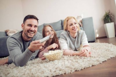 Video diapositives famille