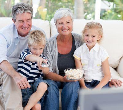 Video famille tv transfert