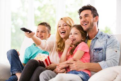 Video transfert famille