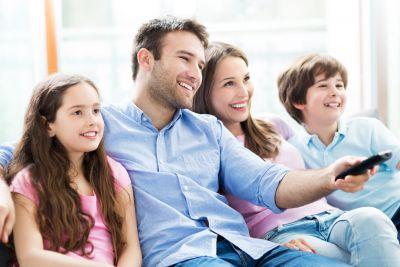 Video tv famille