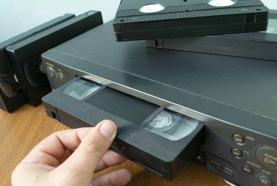 Transfert de cassette VHS sur DVD