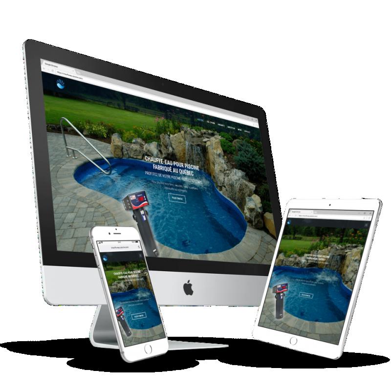 Chauffe eau piscine